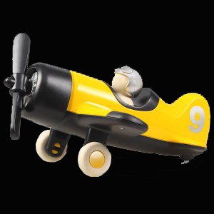 PSM-MIM-Y-Mimmo-Aeroplane-Crop-Duster-Yellow-300x300 Black